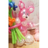 Kāķis no baloniem - BLF003