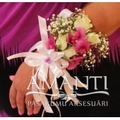 Ziedu rokassprādze - BR001