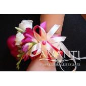 Ziedu rokassprādze - BR004