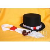 Cepure, pipe un kaklasaite - PS002